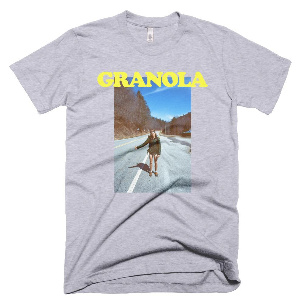 Hitchin' Tee - granolaproducts.com