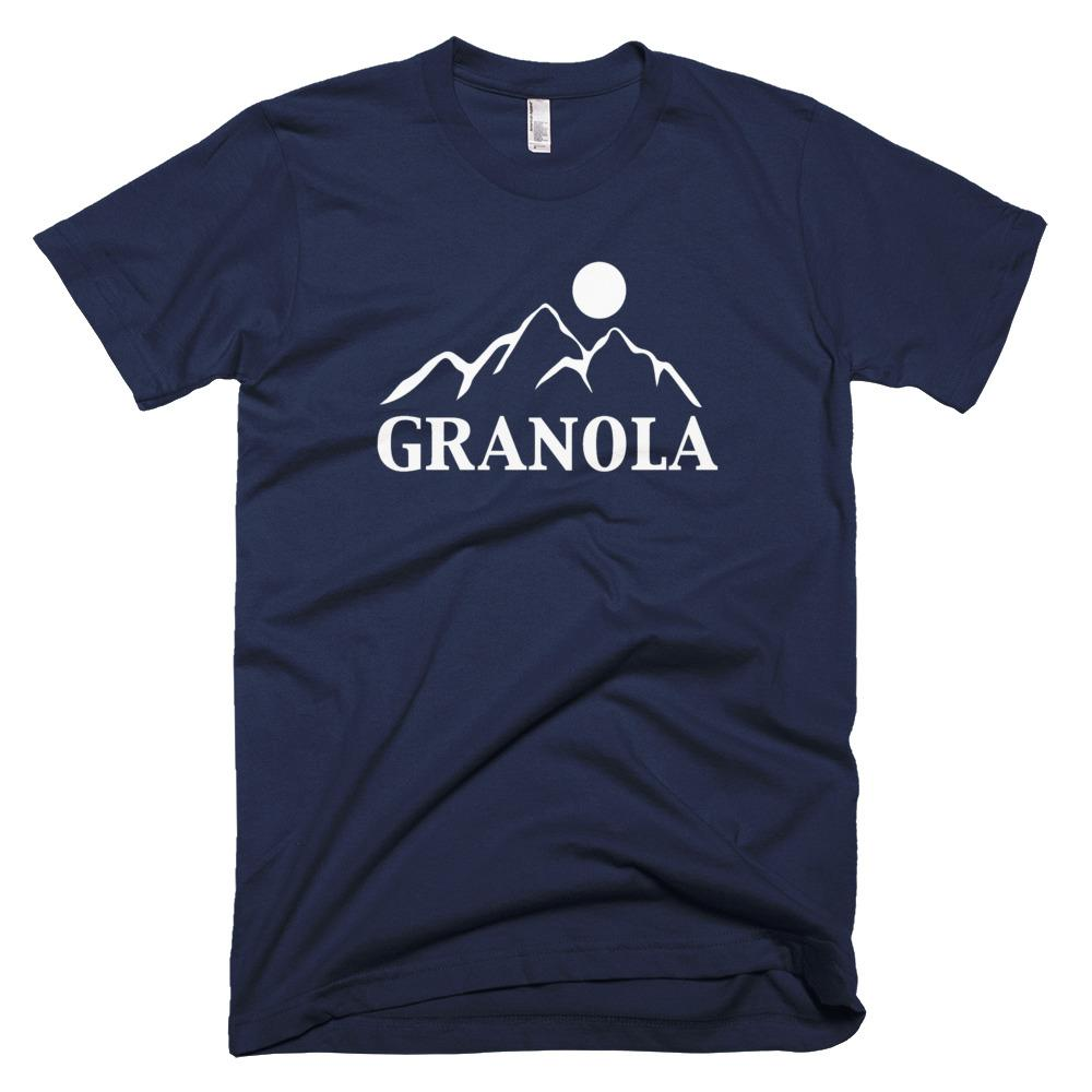 Logo Tee - granolaproducts.com