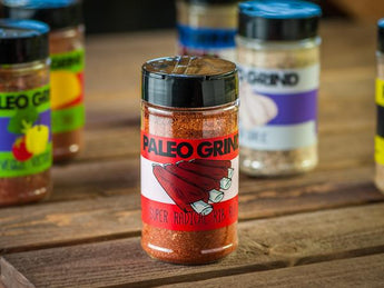 Super Radical Rib Rub Spice - The Paleo Grind - Paleo Spices by Paleo Nick