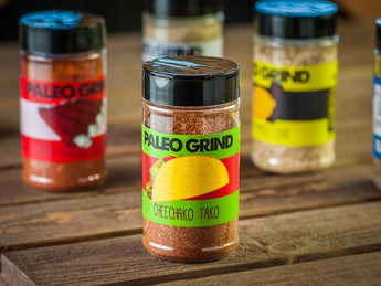 Cheechako Tako Spice - The Paleo Grind - Paleo Spices by Paleo Nick