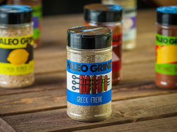 Greek Freak Spice - The Paleo Grind - Paleo Spices by Paleo Nick