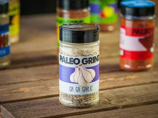 Ga Ga Garlic Spice - The Paleo Grind - Paleo Spices by Paleo Nick