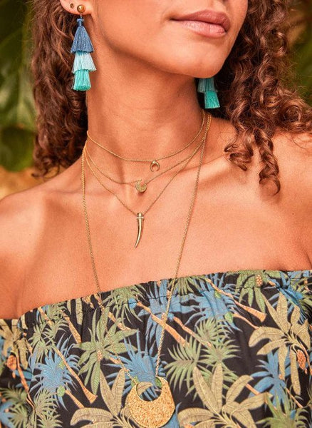 Catalina Adjustable Necklace