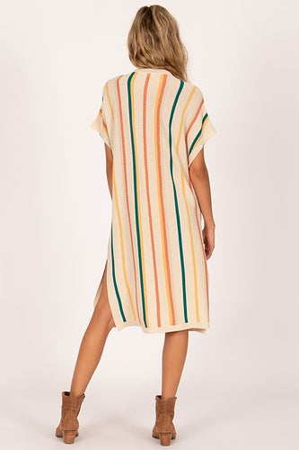 Glow Getter Tunic Dress