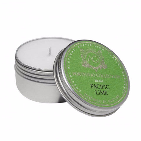 Pacific Lime Artisan Soy Candle
