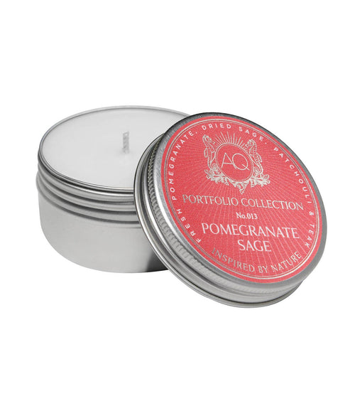 Pomegranate Sage Artisan Soy Candle