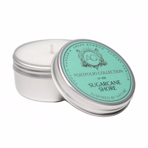 Sugarcane Shore Artisan Soy Candle