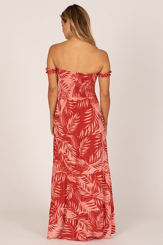 Terrazza Maxi Floral Dress
