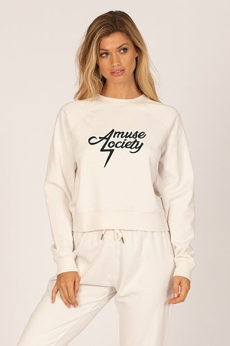 Electric Muse Pullover