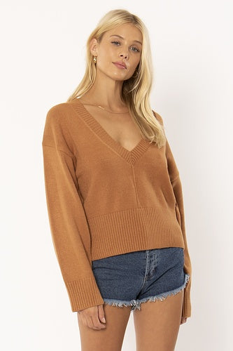 Keri V Neck Sweater