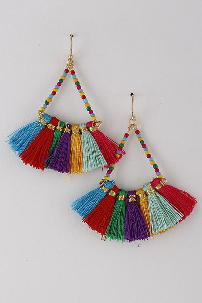 Tassel Lovers Earrings