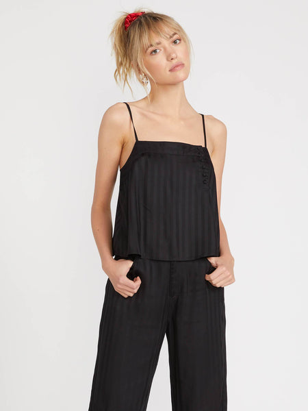 Brunch Babe Stripe Camisole Top
