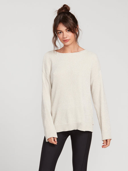 Lived In Lounge Cozy Long Sleeve Sweater