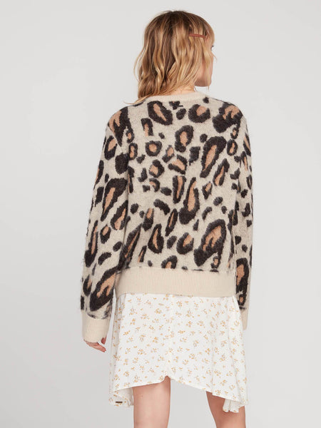 Animalfi Coast Leopard Sweater