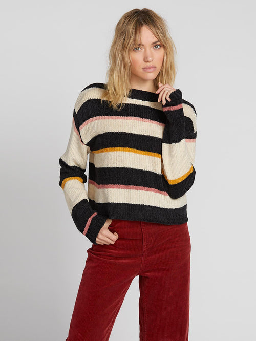 Madam Shady Stripe Sweater