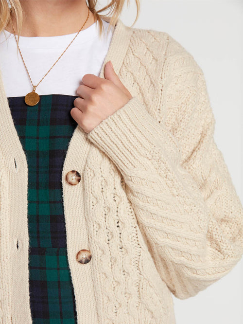 BetterGetter Sweater Cardigan