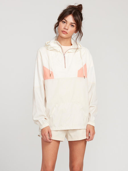Coco x Volcom Windstoned Hooded Jacket
