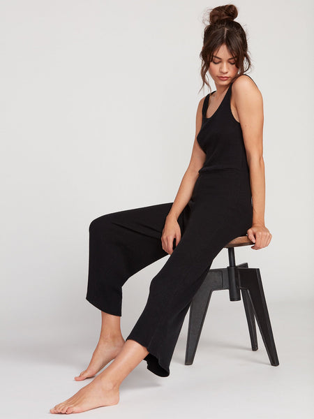 Lived In Lounge Culotte Sleeveless Jumpsuit