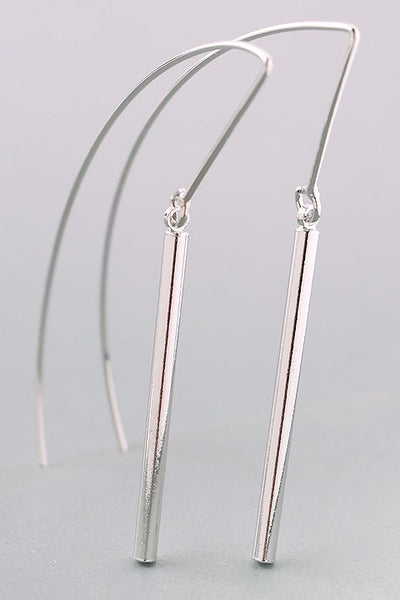 Threader Bar Earrings