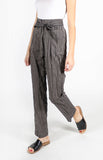Edie High Rise Striped Trouser