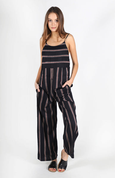 Ruby Striped Jumpsuit