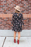 Babydoll Boho Dress