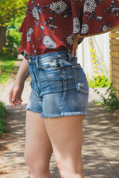 Vintage Cutoffs