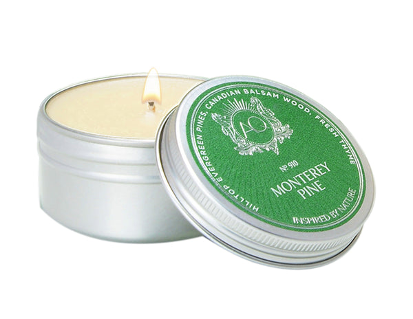 Monterey Pine Holiday Soy Candle