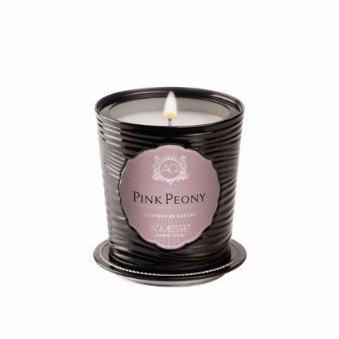 Pink Peony Artisan Soy Candle