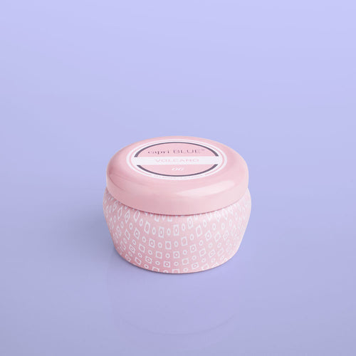 Signature Mini Tin Candle