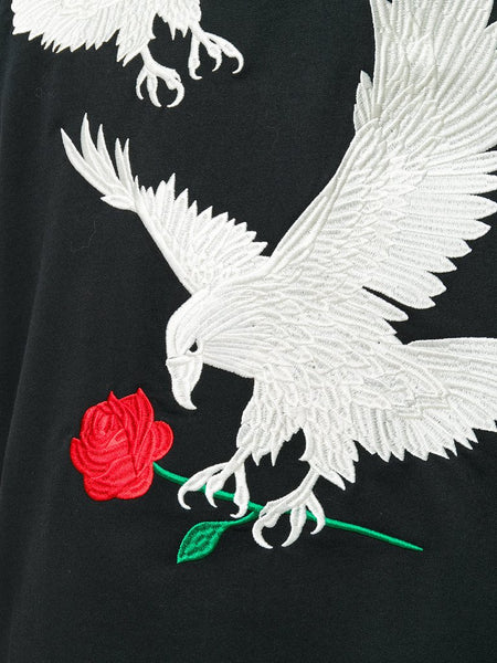 Eagle Tshirt Embroidered