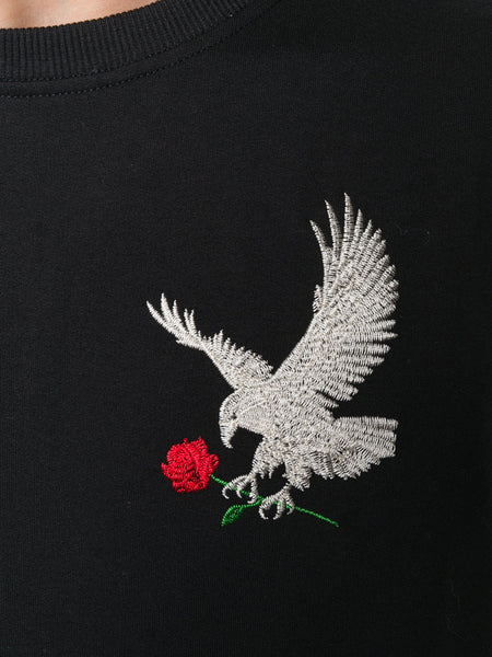 Eagle Back Embroidered Tshirt