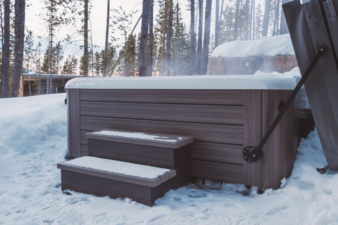 Benefits of Using Hot Tub in Winter