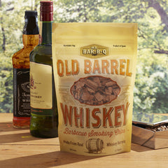 Old Barrel Whiskey Smoking Chips