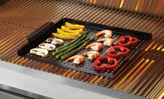 Barbecue Topper