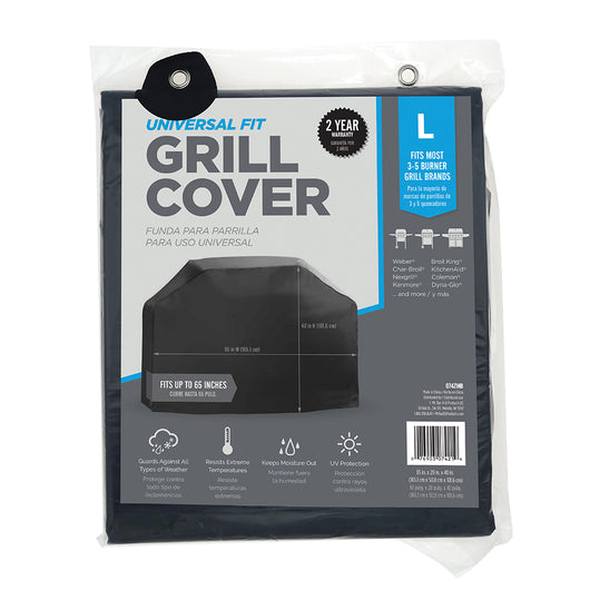 Universal Fit Grill Cover - Large