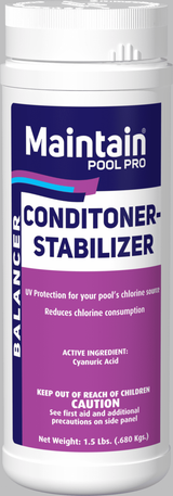 Chlorine Stabilizer/Conditioner by Maintain