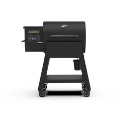 Black Label 800 Wood Pellet Grill by Louisiana Grills - LG800BL