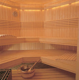 Custom Cut Saunas : Commercial and Residential