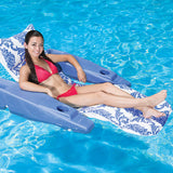 Poomaster Royal Hawaiin Adjustable Floating Chaise Lounge