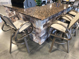 The Backstretch Kitchen Island - DISPLAY CLEARANCE