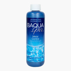 baqua spa metal control. Baqua spa hot tub chemicals
