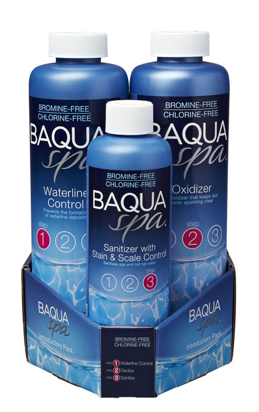 baqua spa system pack