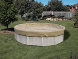 12'x24' Oval Winter Pool Covers