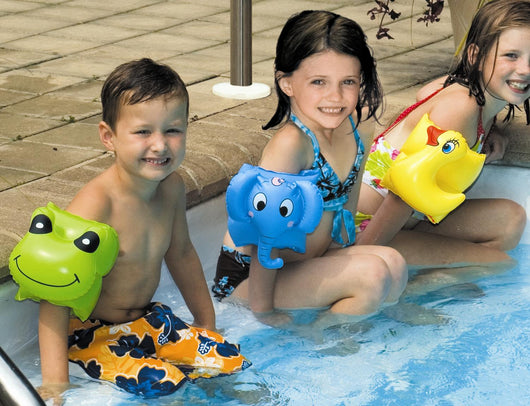 Swimline Animal Fun Arm Bands