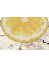 Lemon Slice Indoor/Outdoor Rug - Frontporch Series