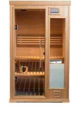 Traditional Steam Sauna : Hallmark Series HM44