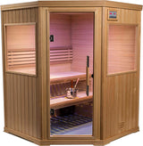 Traditional Steam Sauna : Hallmark Series HM55C