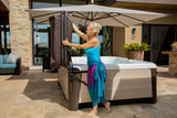Triumph Hot Tub by Hot Spring Spas