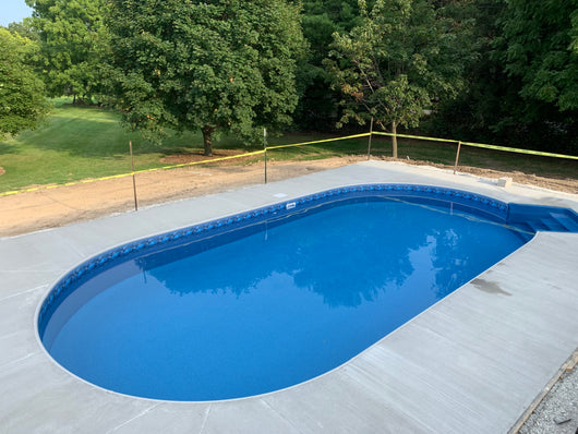 The Affordable Inground Pool
